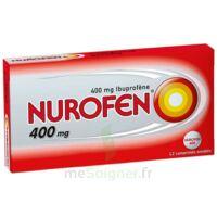 Nurofen 400 Mg Comprimés Enrobés Plq/12 à St Jean de Braye