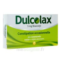 DULCOLAX 5 mg Comprimés enrobés gastro-résistants Plq/30 à St Jean de Braye