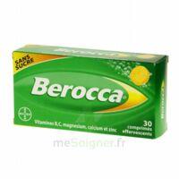 Berocca Comprimés effervescents sans sucre T/30 à St Jean de Braye
