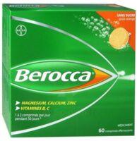 Berocca Comprimés effervescents sans sucre T/60 à St Jean de Braye