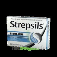 Strepsils lidocaïne Pastilles Plq/24 à St Jean de Braye
