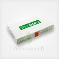 Stéribox Kit prévention et hygiène pour les toxicomanes avec seringues 100UI/ml à St Jean de Braye