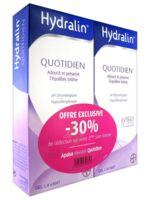 Hydralin Quotidien Gel lavant usage intime 2*200ml à St Jean de Braye