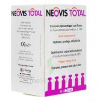 NEOVIS TOTAL Solution ophtalmique lubrifiante pour instillation oculaire 30 unidose 0,4ml à St Jean de Braye