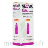 NEOVIS TOTAL MULTI S ophtalmique lubrifiante pour instillation oculaire Fl/15ml à St Jean de Braye
