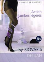SIGVARIS DELILAH FR chaussettes 70D marine T2 à St Jean de Braye