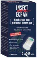 Insect Ecran Tablette Recharge Diffuseur B/2 à St Jean de Braye
