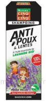 Cinq sur Cinq Natura Shampooing anti-poux lentes lavande 100ml à St Jean de Braye