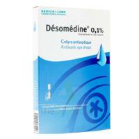 Desomedine 0,1 % Collyre Sol 10fl/0,6ml à St Jean de Braye