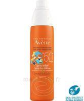Avène Eau Thermale Solaire Spray Enfant 50+ 200ml à St Jean de Braye