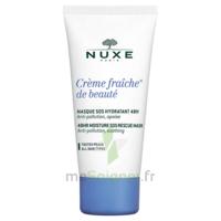 Crème Fraiche® De Beauté - Masque Hydratant 48h Et Anti-pollution50ml à St Jean de Braye