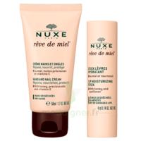 Rêve De Miel Crème Mains Et Ongles + Stick Lèvres Hydratant à St Jean de Braye