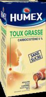 Humex 5 % Solution Buvable Expectorant Sans Sucre Adulte Fl/250ml à St Jean de Braye
