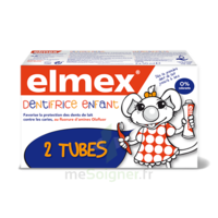 Elmex Duo Dentifrice Enfant, Tube 50 Ml X 2 à St Jean de Braye