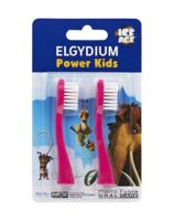 Elgydium Recharge Pour Brosse à Dents électrique Age De Glace Power Kids à St Jean de Braye