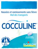 Boiron Cocculine Comprimés Orodispersibles B/40 à St Jean de Braye